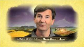 Gambar cover Daniel O'Donnell - Moon Over Ireland