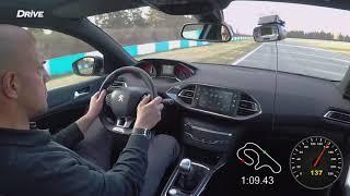 Peugeot 308 GTi by Peugeot Sport - In car - Serres Circuit