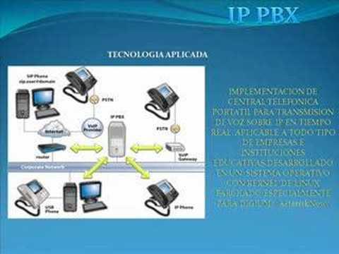 IP PBX EN CAMPUS PARTY