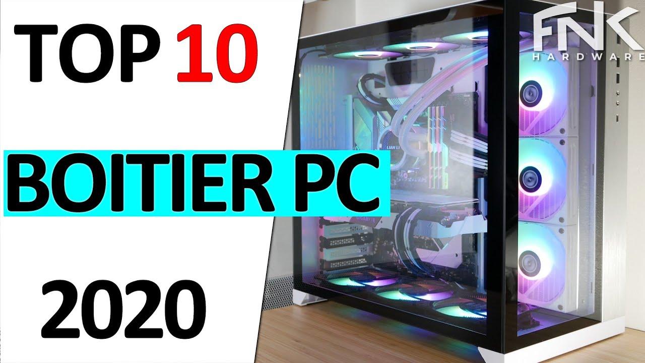 TOP 10 BOITIER PC (Fin 2020)