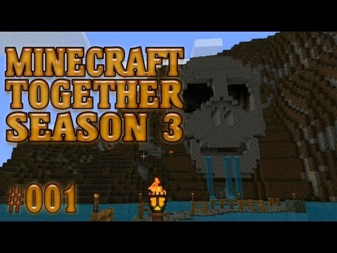 Let's Play Together Minecraft S03E01 [Deutsch] [HD] - Patch 1.8