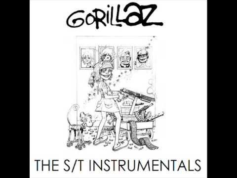 Man Research (Instrumental) - Gorillaz
