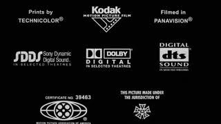 Jerry Bruckheimer Films / Touchstone Pictures (2003)