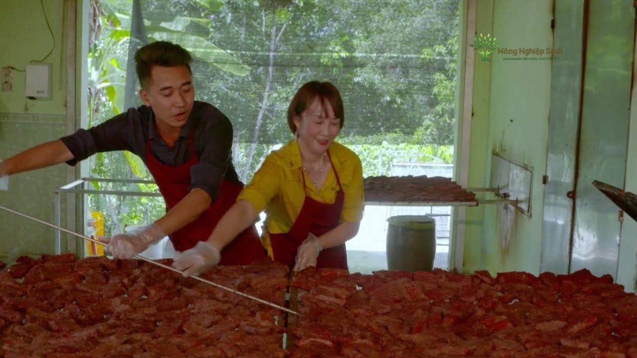 Nông nghiệp sạch số 206 - Thịt bò 1 nắng 2 sương