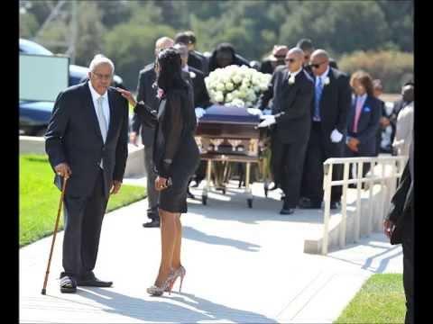 Michael Clarke Duncan Memorial Service September 10, 2012
