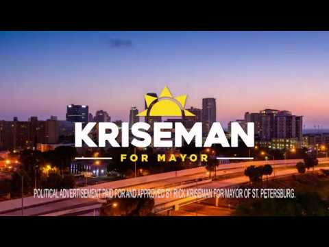 Rick Kriseman - Moving Forward