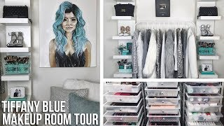 The long awaited Makeup Room Tour is finally hear and I can't wait ...