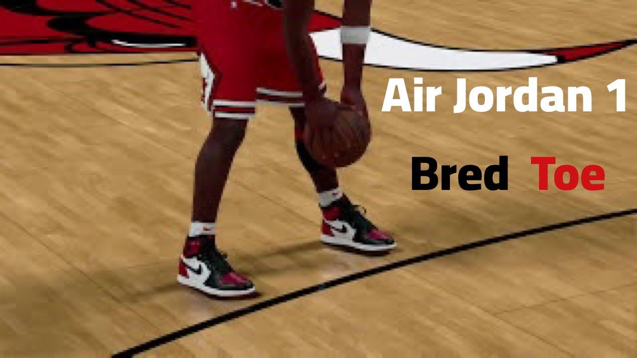 "detailed look fcc18 a3e3d Air Jordan 1 Retro High OG ""Bred Toe"" Tutorial"