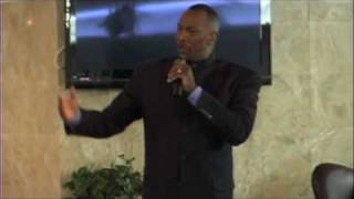 "Pastor Calvin Duncan - Crumb of the Week  ""Church makes a difference"""