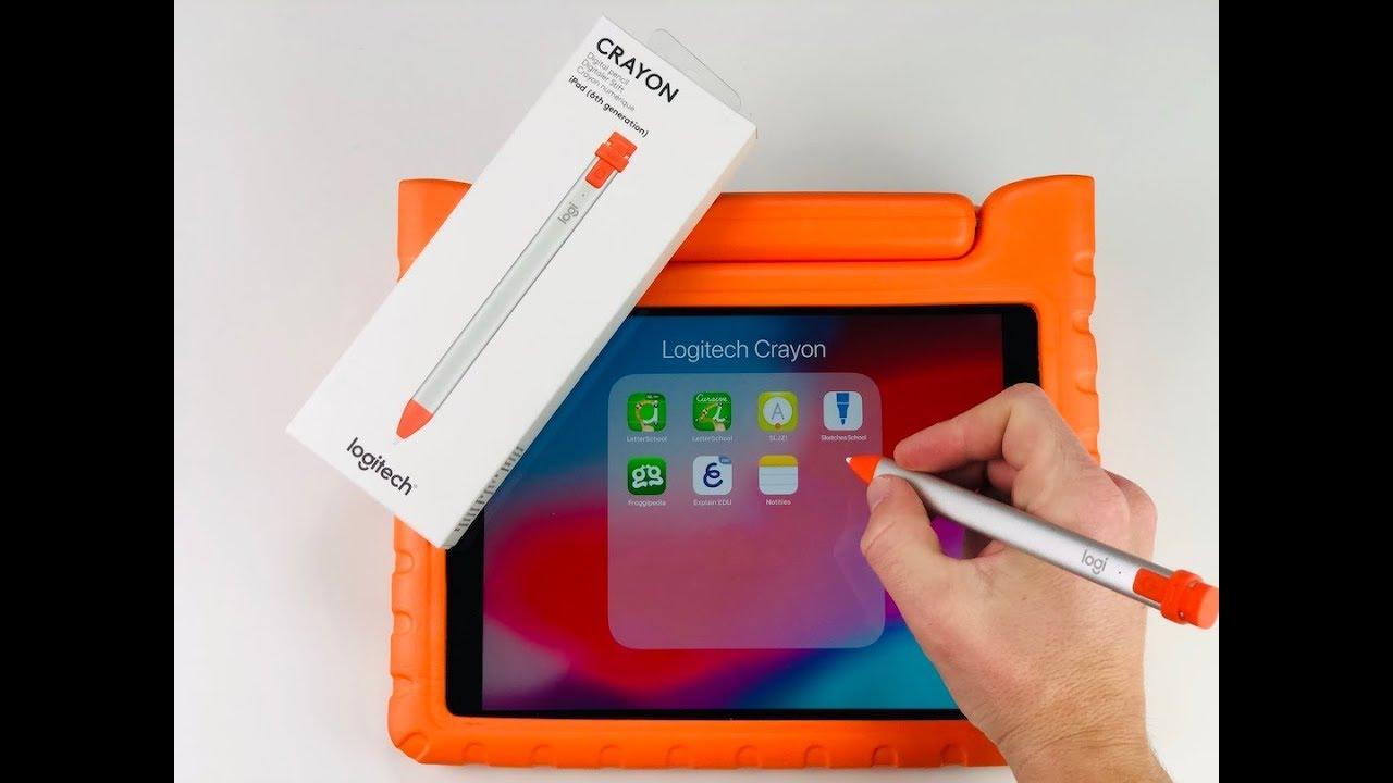 brief schrijven op ipad Schrijven op de iPad met de Logitech crayon   Review   YouTube