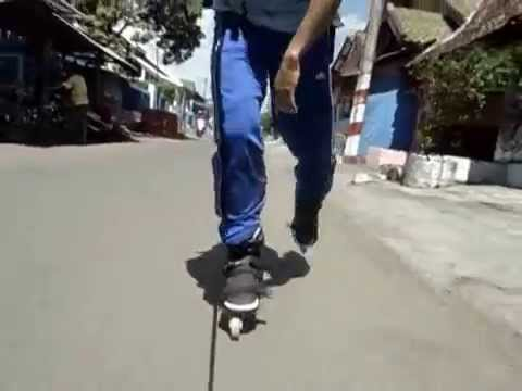 Village skating flow