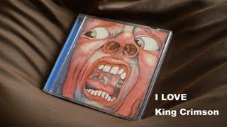 キングクリムゾンが聴こえる。。 キングクリムゾンが好き。。 キングク...