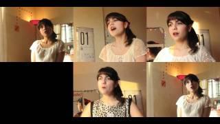 CARA MIA ADDIO - A Cappella Cover by Saint Kitten