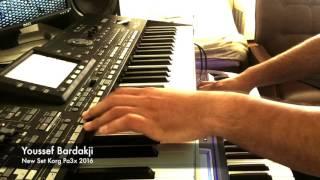 Jeno Neto -- ايقاع جنو نطو كورغ Korg Pa3x