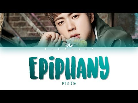 BTS Jin - 'Intro: Epiphany' Lyrics (Color Coded Han|Rom|Eng)