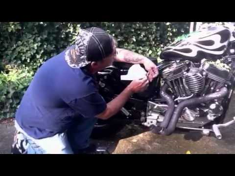 How To Install Vinyl Pinstripes By Twisted Chrome Custom Decals - Custom vinyl decals motorcycles