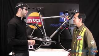 NAHBS 2012 - Ritte Stainless Steel Road Bike