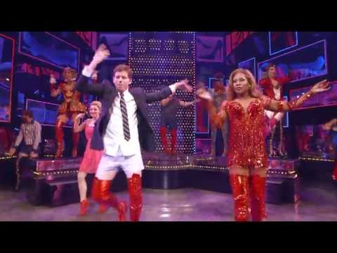 """Raise You Up"" from KINKY BOOTS on Broadway"