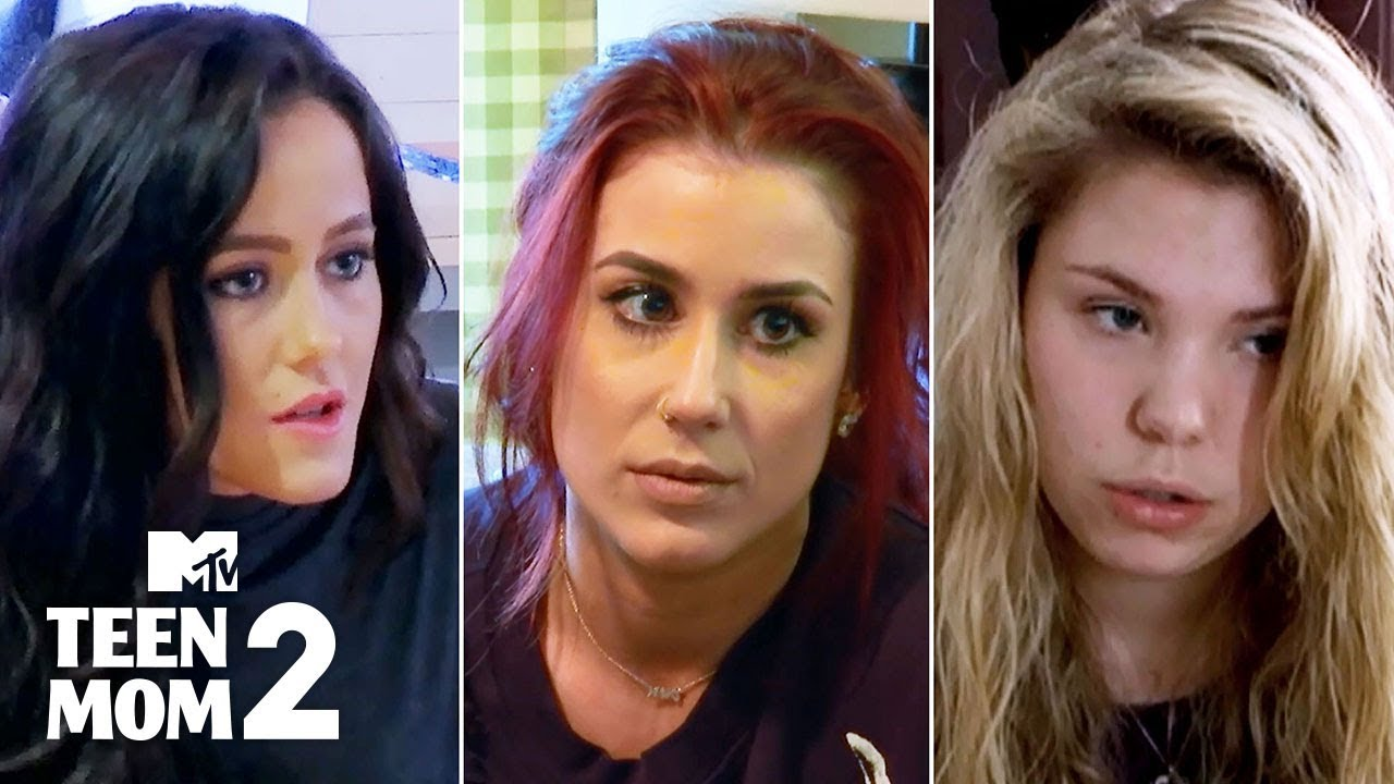 How To Co-Parent  Teen Mom 2  Mtv - Youtube-9646