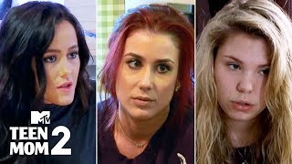 How to Co-Parent | Teen Mom 2 | MTV