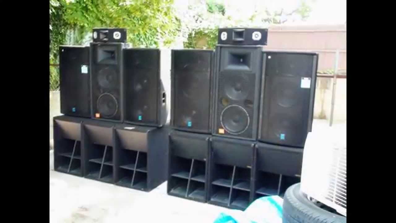 Yorkville And Jbl Speakers Youtube