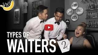 Types of Waiters 2