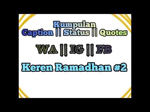 100 Gambar Status Fb Ramadhan