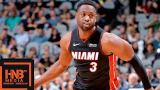 San Antonio Spurs vs Miami Heat 1st Qtr Highlights | 30.09.2018, NBA Preseason