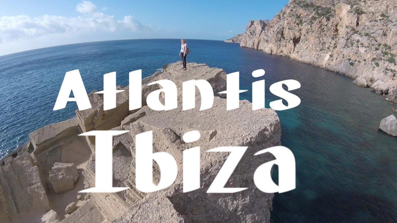 Atlantis Ibiza (Sa Pedrera) with DJI Spark