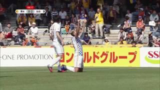 2017年04月30日 (日)13:00 キックオフ IAIスタジアム日本平 清水 0-3 ...