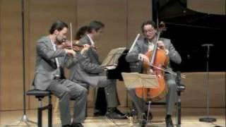 Eggner Trio - Schubert Nocturne - Schubertiade Schwarzenberg