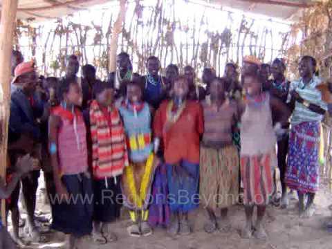 Primitive African Tribal Worship - Bruce McDonald of Regions Beyond
