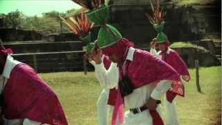 Ballet Folklórico Nacional de El Salvador - Los Emplumados de Cacaopera