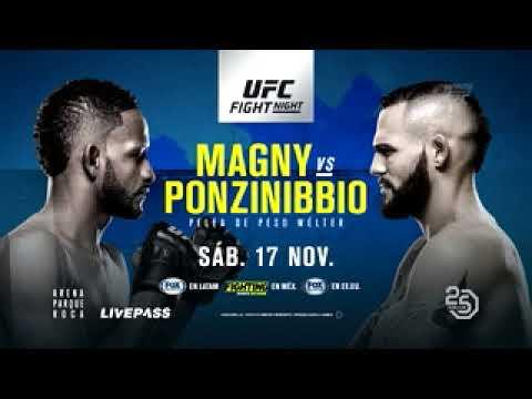 Minuto UFC Español 10/17/18