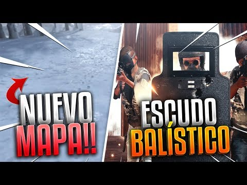 ¡NUEVO MAPA DE LA NIEVE, ESCUDO BALÍSTICO, SANHOK PARA XBOX ONE! PLAYERUNKNOWN'S BATTLEGROUNDS E3