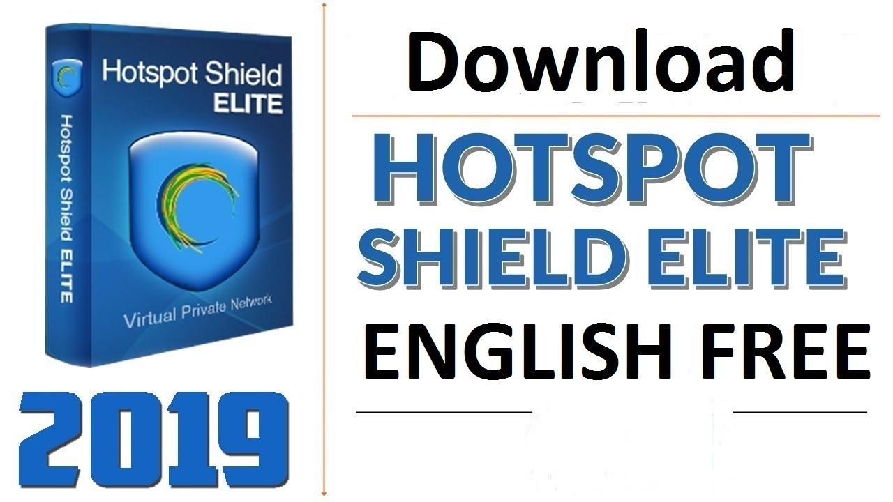 hotspot shield vpn elite v5.20.9 full crack