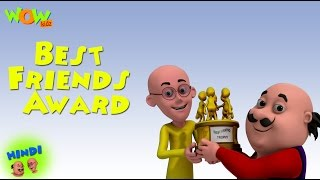 Best Friends Award - Motu Patlu in Hindi