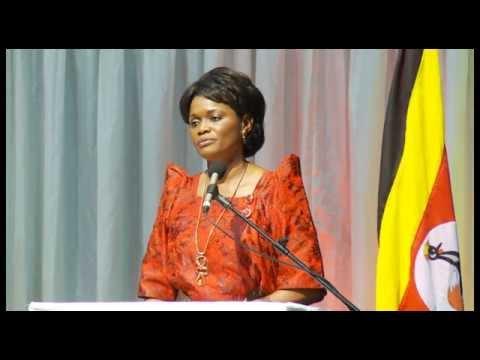 UGANDA CONVENTION -Diaspora Speaks with Janet