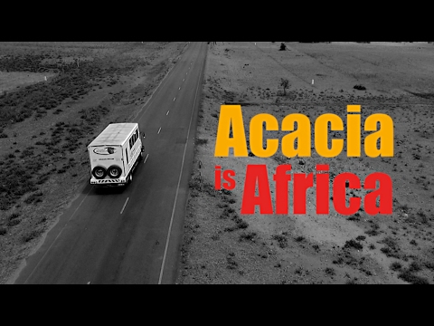 TRUCK LIFE IS SWEETER WITH ACACIA AFRICA