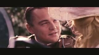"""Джордан рассказывает Нику о романе Гэтсби и Дейзи. Момент из фильма """"Великий Гэтсби""""2013"""