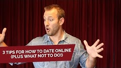 3 TIPS For How To Date Online (PLUS what NOT to do!)