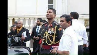 Wait happen yesterday Sri Lankan embassy in UK