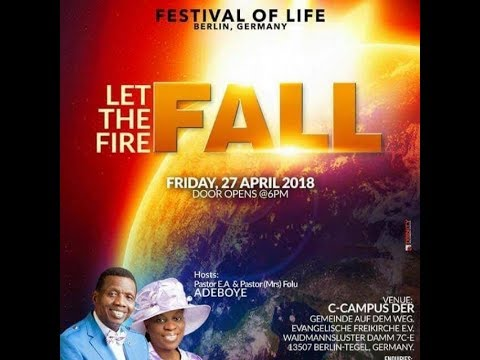 FESTIVAL OF LIFE - GERMANY