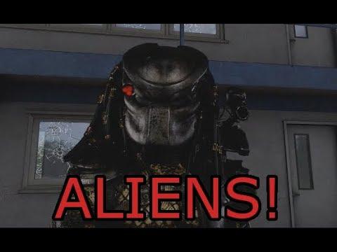 Aliens vs Predator: An Arma 3 Scenario
