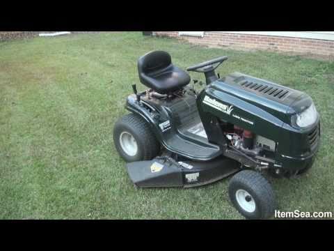 troy bilt pony riding mower service manual
