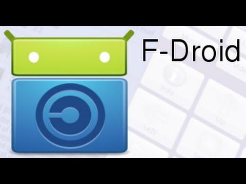 F-Droid -- Package Manager - ANDROID