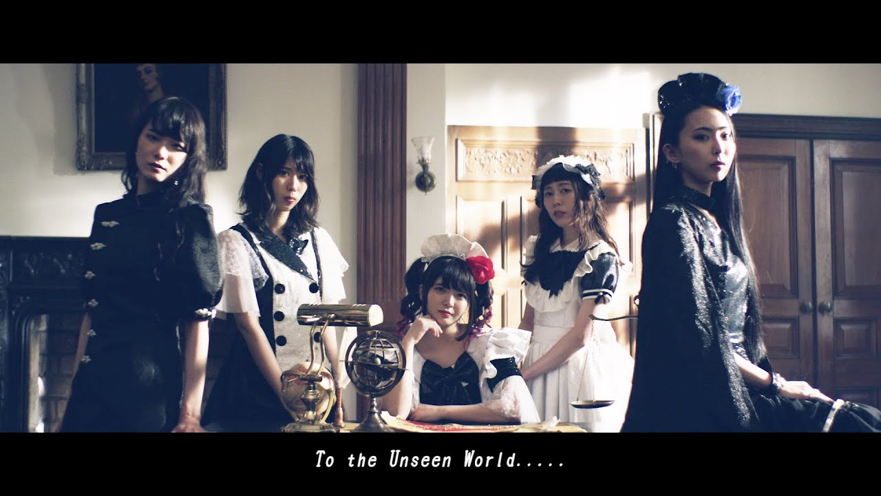 BAND-MAID / Manners (Official Music Video)