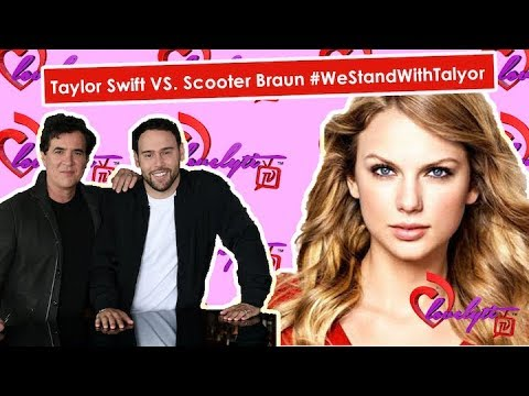 🗣Prince tried to WARN ya'll!!~Taylor Swift VS. Scooter Braun FULL BREAK DOWN! #WeStandWithTalyor thumbnail