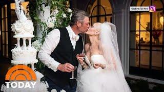 Gwen Stefani And Blake Shelton Got Married: See Inside The Wedding