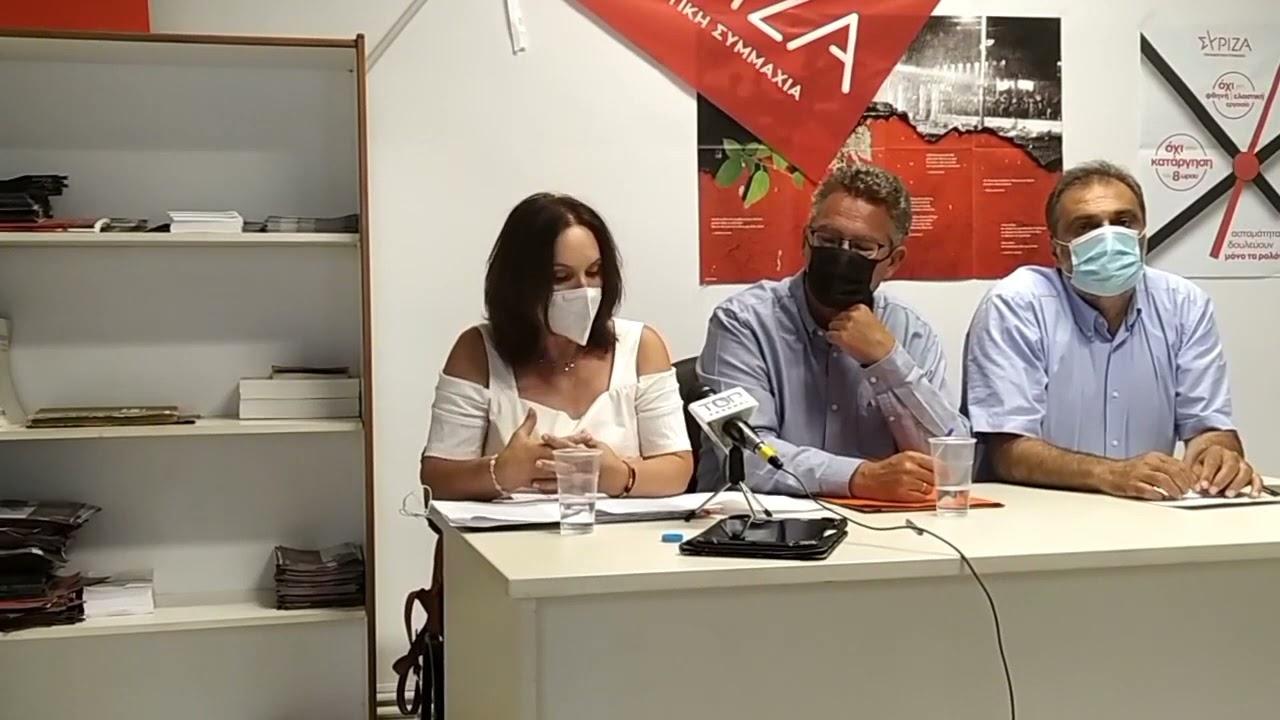 """""""Στη Δυτική Μακεδονία ξεκίνησε ένα έγκλημα - Η κυβέρνηση είναι επικίνδυνη"""""""